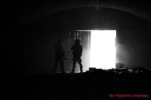Plaćeničko svijetlo na kraju tunela